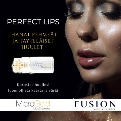 MicroGold Perfect Lips